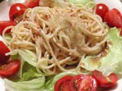 サラダスパゲティ