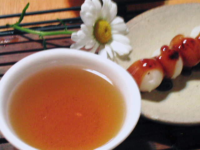 ほっとする味と香り【オーサワの有機玄米ほうじ茶】